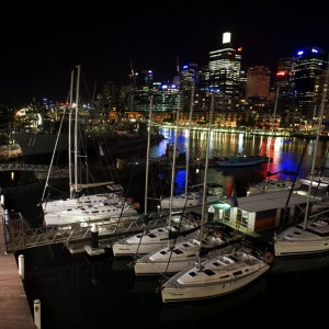 Sydney Harbor